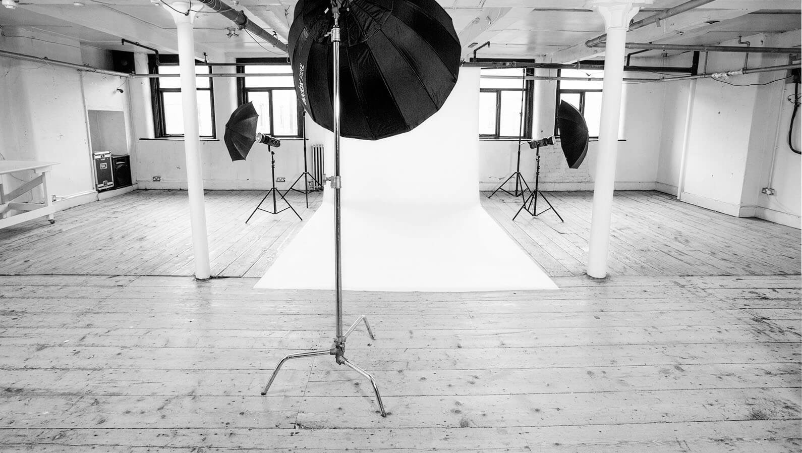 northern quarter photography studio Manchester for hire with kit