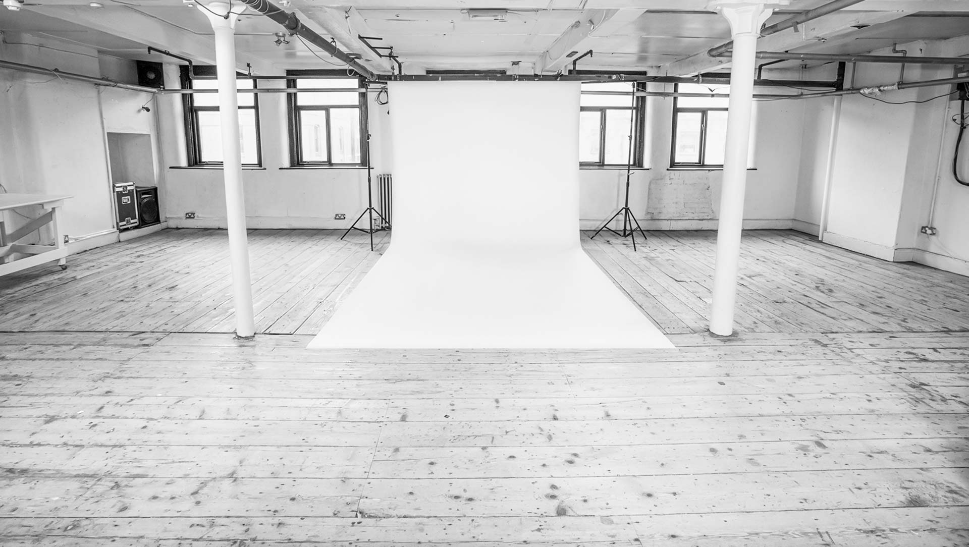 Inside NQ Photography Studio Manchester